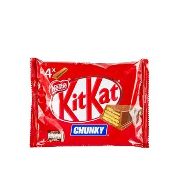Kit Kat Chunky Multipack 4X40g