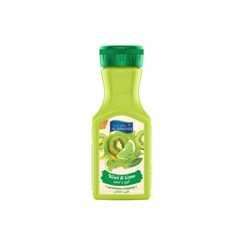 Al Rawabi Kiwi Lime Juice 350ml