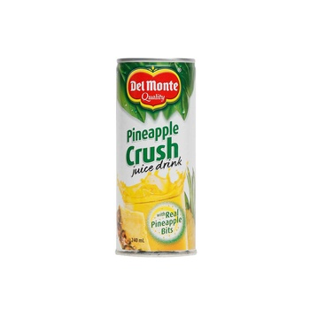 Del Monte Juice Pineapple Crush  240ml