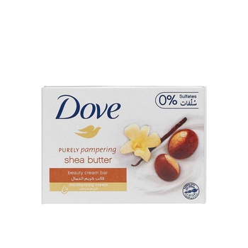 Dove Soap Shea Buter 160g