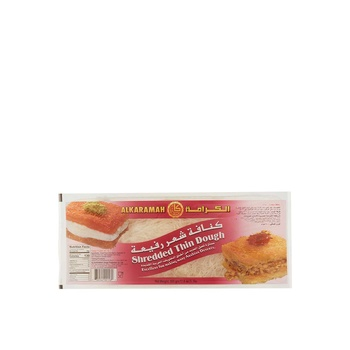 Al Karamah Shredded Thin Dough 500g