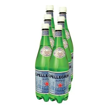 San Pellegrino Water 6X1litre (5+1 Free)