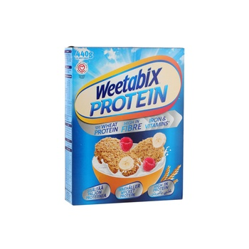 Weetabix 24Protein Wheat Cereal 440g