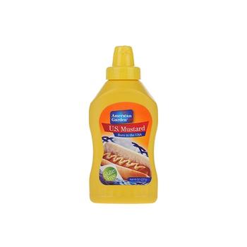 American Garden Yellow Mustard 9oz
