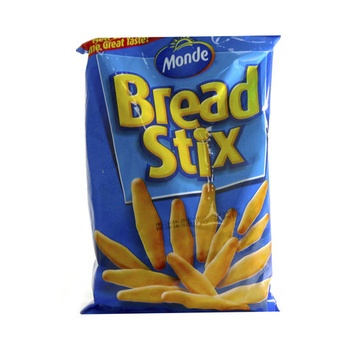 Monde Nissin Bread Stix 130g