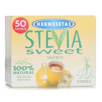 Hermesetas Stevia Sweetener Sachet 50G