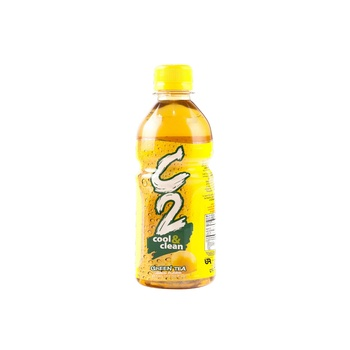 C2 Cool and Clean Lemon Flavored Green Tea 355ml