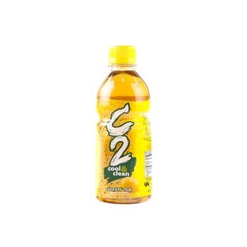 C2 Cool and Clean Lemon Flavored Green Tea 355ml