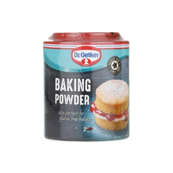 Dr. Oetker gluten free baking powder 170g (tub)