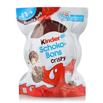 Kinder Schoko-bons Crispy T16 92g