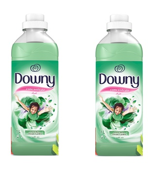 Downy Concentrate Dream Gardens 2 x 1 ltr @ 30 % off