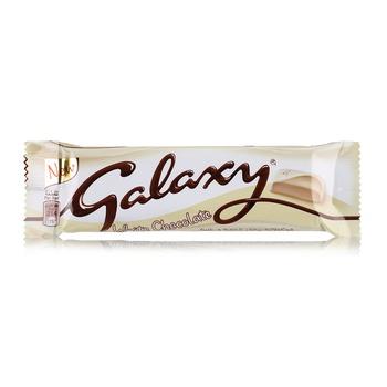 Galaxy White Chocolate 38G