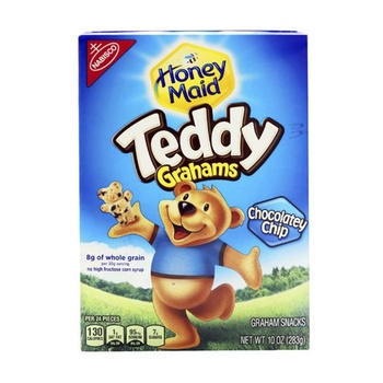 Nabisco Teddy Grahams Chocolate Chip 280g