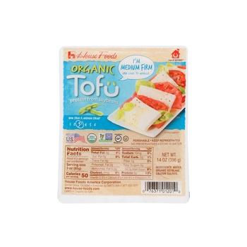 Tofu Organic Medium Firm  14Oz