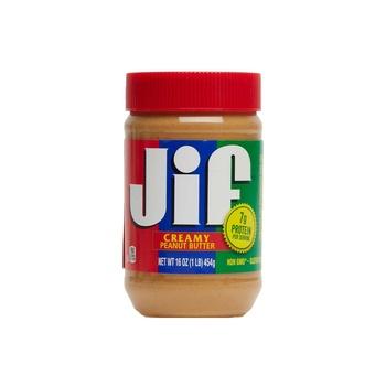 Jif Peanut Butter Creamy 454g