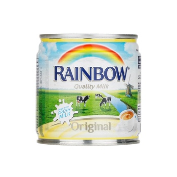 Rainbow Evaporated Milk Vitamin D 170g