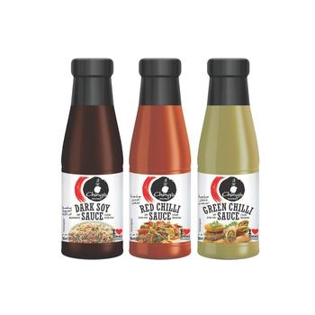 Chings Sauce Asstd 3X200g