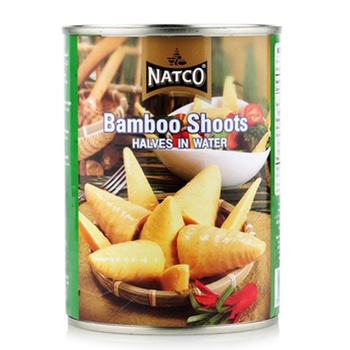 Natco Bamboo Shoot In Water 540g
