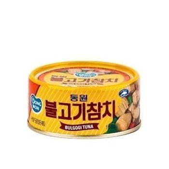 Dongwon Tuna Bulgogi Can 150g