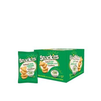 Nabil Snackits Sc & Onion 12X40g