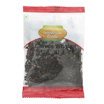 Goodness Foods Cloves Whole 50g