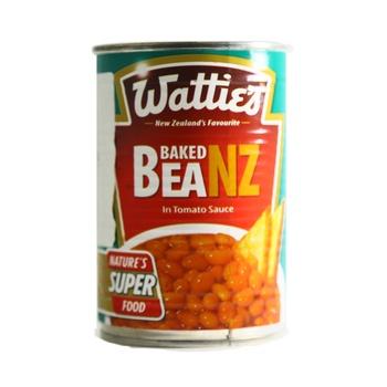 Watties Baked Beans In Tomato Sauce 420g