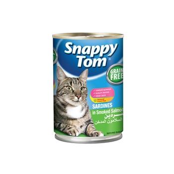 Snapp Tom Sardines in Samoked Salmon 400 g