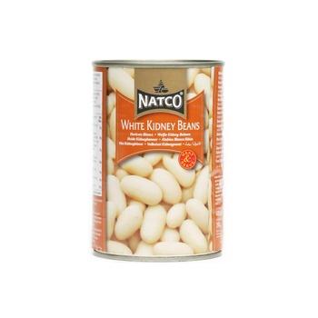 Natco White Beans 400g