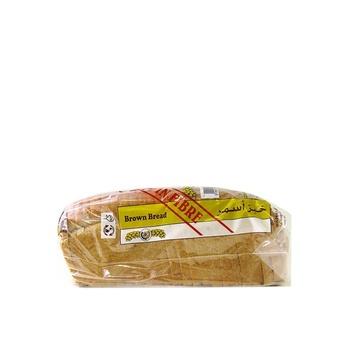 Golden Loaf Brown Bread Medium 550g