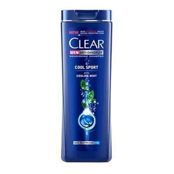 Clear Men'S Anti-Dandruff Shampoo Cool Sport Menthol 400ml