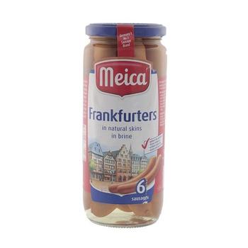 Meica Sausage Real German Frankfurters 250g