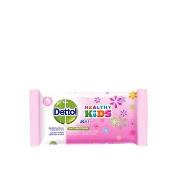 Dettol Healthy Kids Skin Wipes Princess 10s