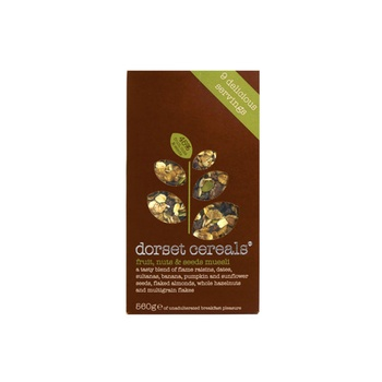 Dorset Cereal Muesli Fruit Nuts & Seeds 560g