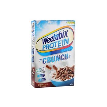 Weetabix Protein Crunch Chocolate 450g @15% Off