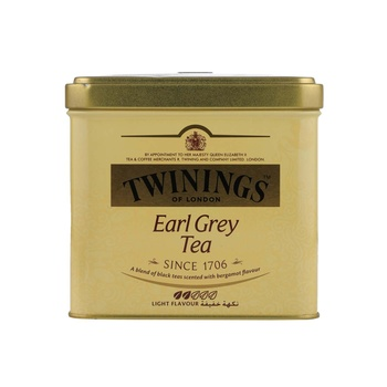 Twining Earl Grey Tea (Tin) 200g
