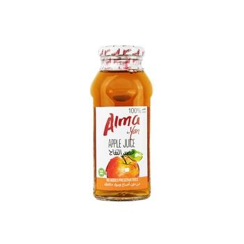 ALMA Juice Apple Juice (Free of Sugar) 250ml