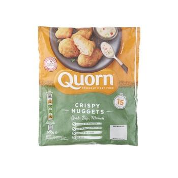 Quorn crispy chicken nuggets 300g