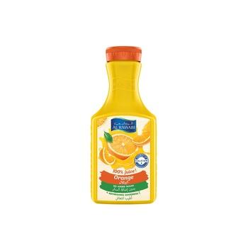 Al Rawabi Rich In Calcium Orange Juice 1.5 ltr