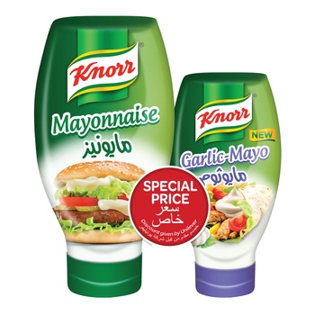 Knorr Mayo 532ml+266ml @Special Price