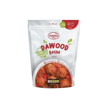 Delektia dawood basha (frozen) 500g