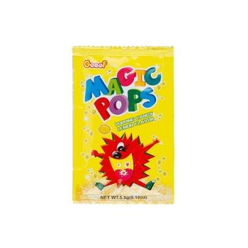 Magic Pop Popping Candy Lemon  5.5g