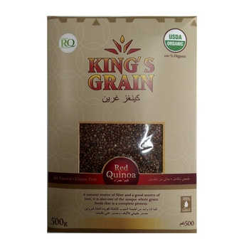Kings Grain Royal Red Quinoa 254g