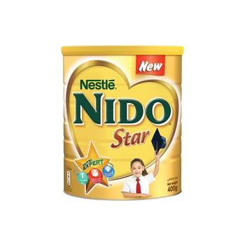 Nestle Nido Star Nutri Expert Milk Powder 400gm Tin