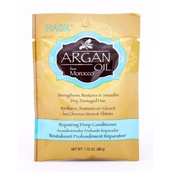 Hask Argan Oil Intense Deep Conditioning Hair Treatment 50g