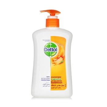 Dettol Re-Energize Liquid Handwash 400ml