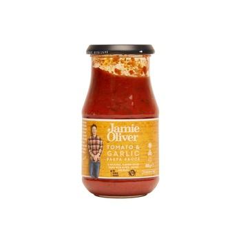 Jamie oliver tomato olive garlic sauce 400g