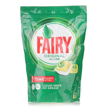 Fairy Tablets For Dishwasher Cleaner - 48 Tablets