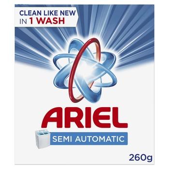 Ariel Laundry Powder Detergent Original Scent 260g