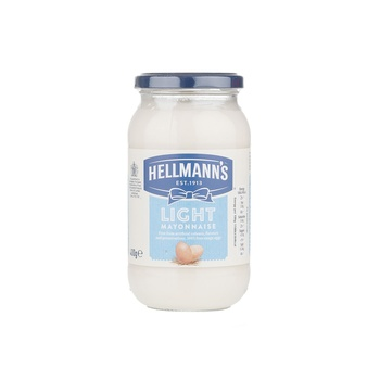 Hellmanns light mayonnaise 400g