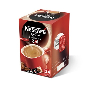 Nescafe 3In1 Box 24+4X20g